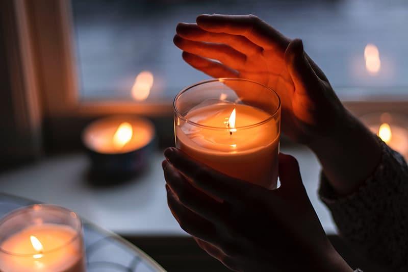 Imbolc Candle Ritual